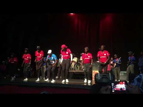 Clement Magwaza Hillbrow Theatre 28 Oct 2017