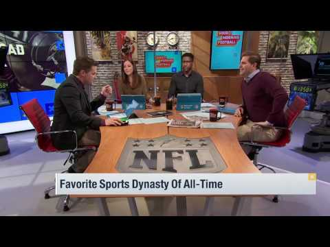 What Is Your Favorite Sports Dynasty Of All Time   Good Morning Football   Feb 9, 2017