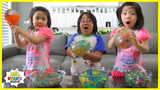 How to Make DIY Stress Balls Squishy toys for Kids!!