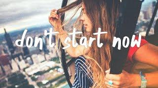Dua Lipa - Don't Start Now (Lyric)