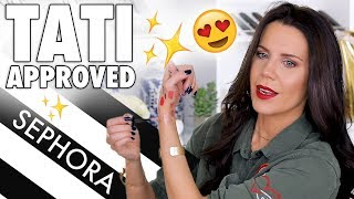 ULTIMATE SEPHORA GUIDE #TatiApproved thumbnail