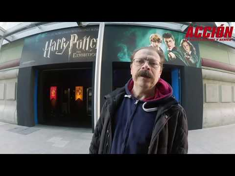 Videoblog HARRY POTTER™: THE EXHIBITION