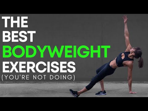 The 5 Best Bodyweight Exercises (YOU'RE NOT DOING)
