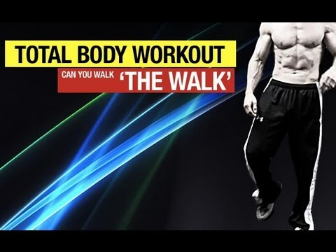 Build Muscle by Walking The