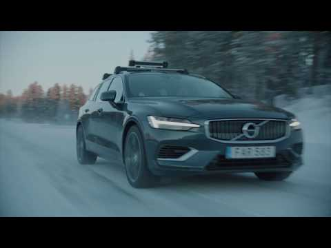 Volvo Cars V60 With All Wheel Drive