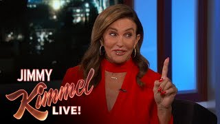 connectYoutube - Caitlyn Jenner on Late Night Talk Show Hosts Teasing Bruce Jenner