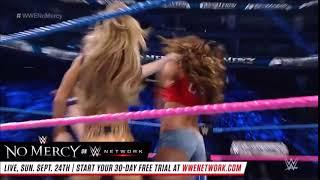 Carmella Slaps Nikki Bella