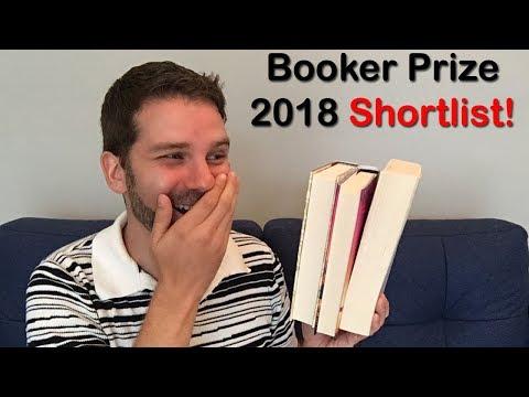Booker Prize 2018 Shortlist – Reaction