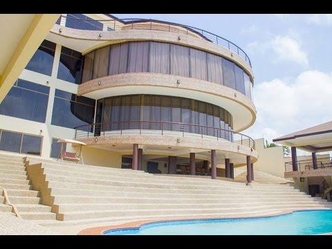 Asamoah Gyan's $3m home opening
