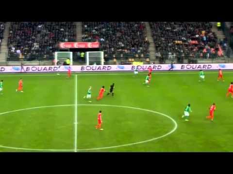 Faouzi Ghoulam vs. Valenciennes