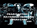 Fear Factory Raymond Herrera Drum Cam
