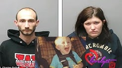Trailer Tr@sh Methheads k!llz their baby after leaving him alone for 38hrs w/a space heater