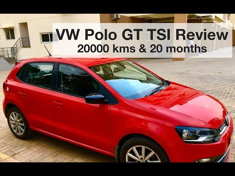 Volkswagen Polo GT TSI - Honest review after 20000 kms & 20 months - English