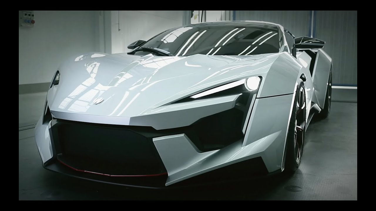 W Motors Fenyr >> W Motors The Fenyr Supersport Youtube