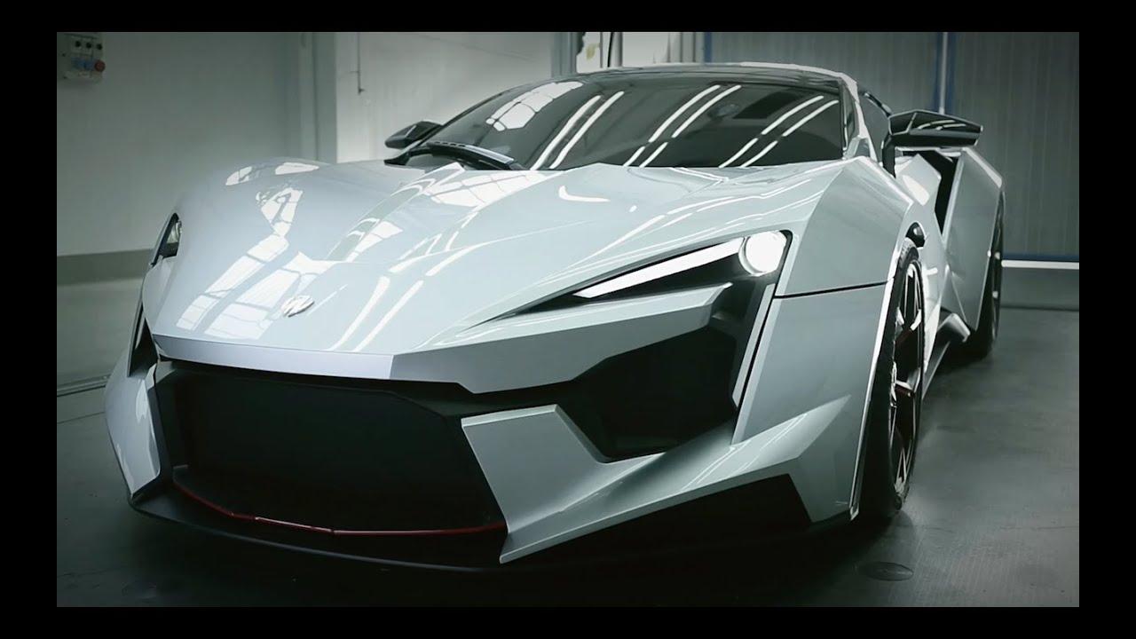 Veneno Hd Wallpaper W Motors The Fenyr Supersport Youtube