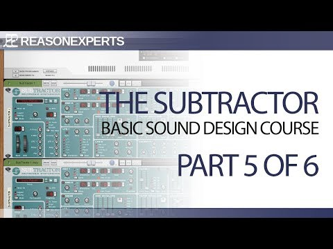 basic sound design course - beginner part 5 of 6