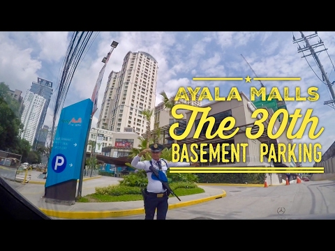 Ayala Malls The 30th Basement Parking Meralco Avenue Pasig by HourPhilippines.com