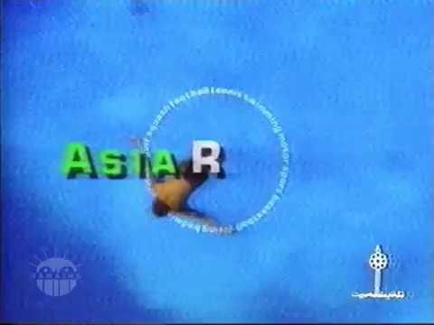 KuwaitTV - Asia Sport: Opening (1990s) / آسيا الرياضة - مقدمة