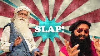 Sadhguru SLAPS Ram Rahim SO HARD!
