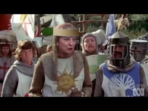 ABC Insiders 'Theresa May and the Holy Grail'