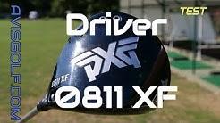 Le driver PXG 0811 XF Gen2 testé par les pros d'AVISGOLF.com