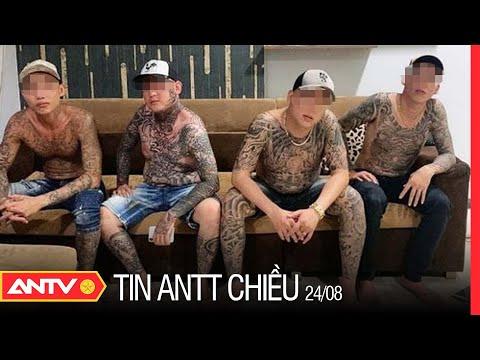 Tin An Ninh Trật tự Nóng Nhất 24h Chiều 24/08/2021 | Tin Tức Thời Sự Việt Nam Mới Nhất | ANTV