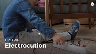 First aid: electrocution | First Aid