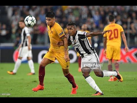 Alex Sandro vs FC Sevilla (HOME) 14.09.2016