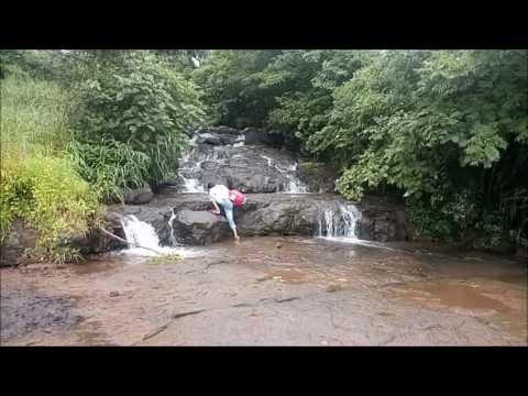 Devrai waterfall  Ajiwali