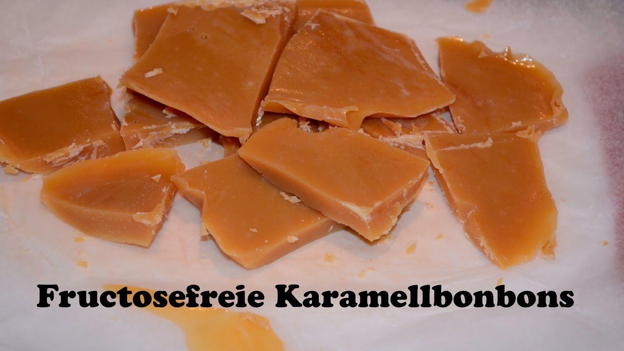 Karamellbonbons   fructosefrei genießen