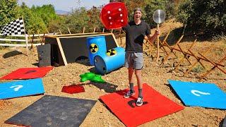 Survive The Apocalypse Board Game Challenge First To Underground Bunker Wins