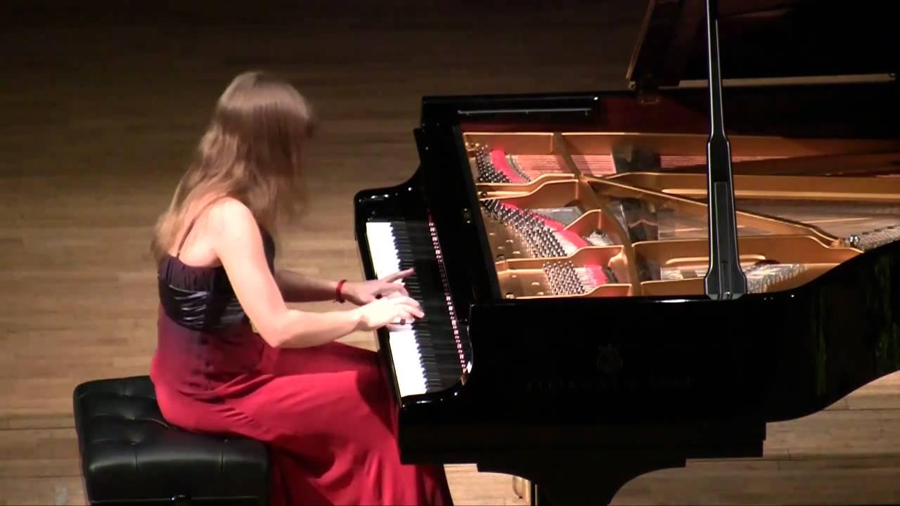 Chopin - Sonata No. 3 - IV - Anna Fedorova
