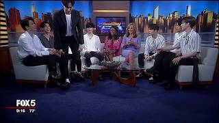 EXCLUSIVE (Part 1): K-Pop sensation GOT7 on Good Day New York MP3