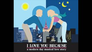 Gambar cover Because Of You-I Love You Because, Original Off-Broadway Recording