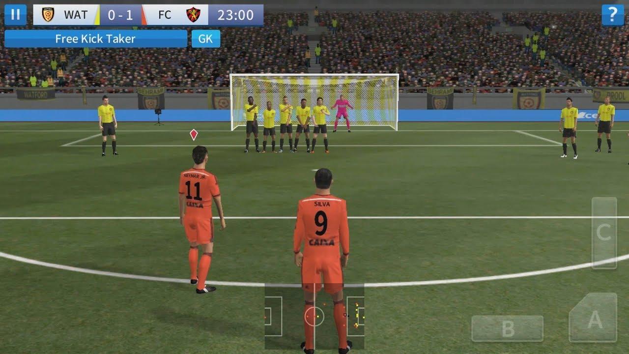 Kết quả hình ảnh cho Dream League Soccer
