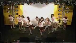 私立恵比寿中学 LIVE at渋谷タワレコ2011-7-17.