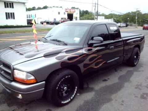 1997 Dodge Dakota Sport Custom Paint Exhaust Sterio For