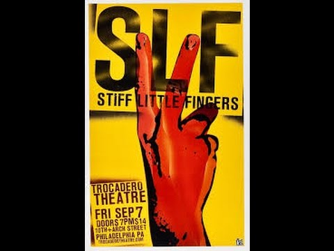 STIFF LITTLE FINGERS - SEE YOU UP THERE