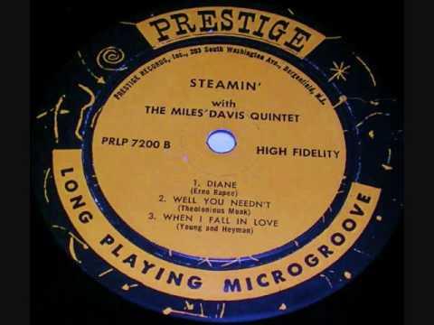 Classic Jazz The Miles Davis Quintet - Diane (1961)
