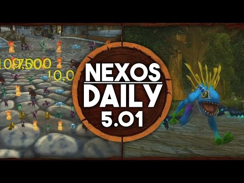 Nexos Daily: Anime Murloc!