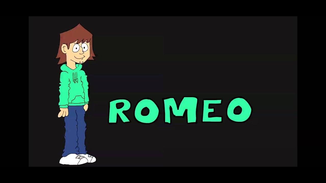 Romeo Juliet Movies Caricatures