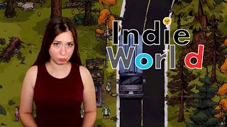 Indie World Showcase Nintendo | REACTION