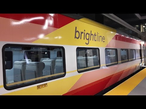 My first trip on BrightLine - Fort Lauderdale - P2