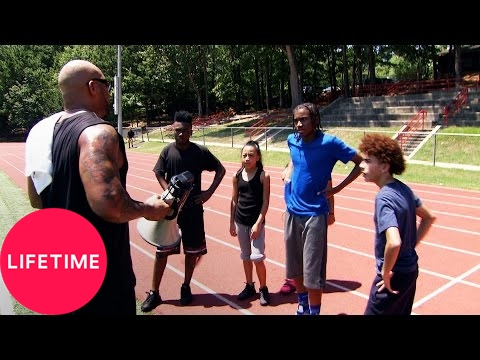 The Rap Game: Flo Rida's Workout Challenge (Season 2, Episode 9) | Lifetime