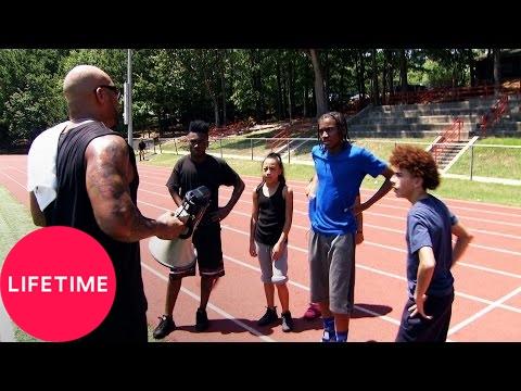 The Rap Game: Flo Rida's Workout Challenge (Season 2, Episode 9) | Lifetime