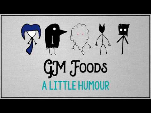 Little Fears presents: GM Food - A humorous short story / flash fiction funny