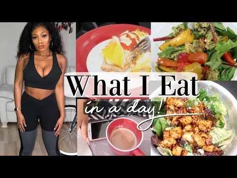 WHAT I EAT IN ON A WORK DAY VLOG | I FEEL UGLY & FAT | FULL DAY OF TRACKED CALORIE COUNTING EATING