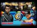 【Pool Live】Money Game - Carlo  Biado  Vs Dodong Diamond - Part1(27/08/2018)
