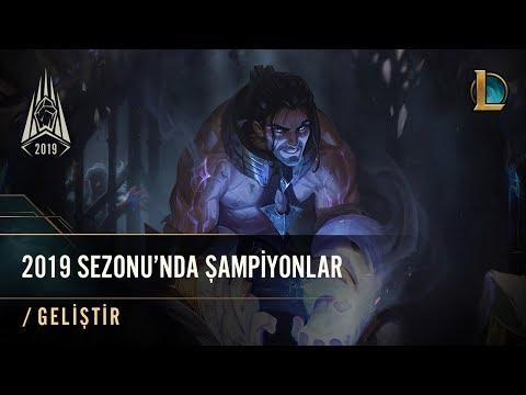 2019 Sezonu'nda Şampiyonlar | /geliştir - League of Legends thumbnail