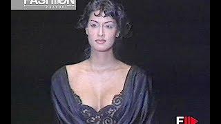GENNY Fall 1993 Milan - Fashion Channel